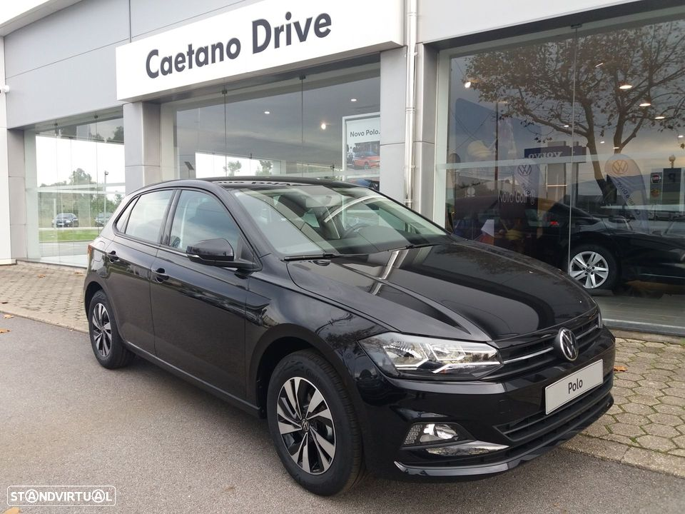 VW Polo 1.0 TSI 95cv Confortline - 1