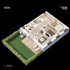 M. 66,88 m2 3Pokoje z Ogródkiem 35 m2 Os. Widoki