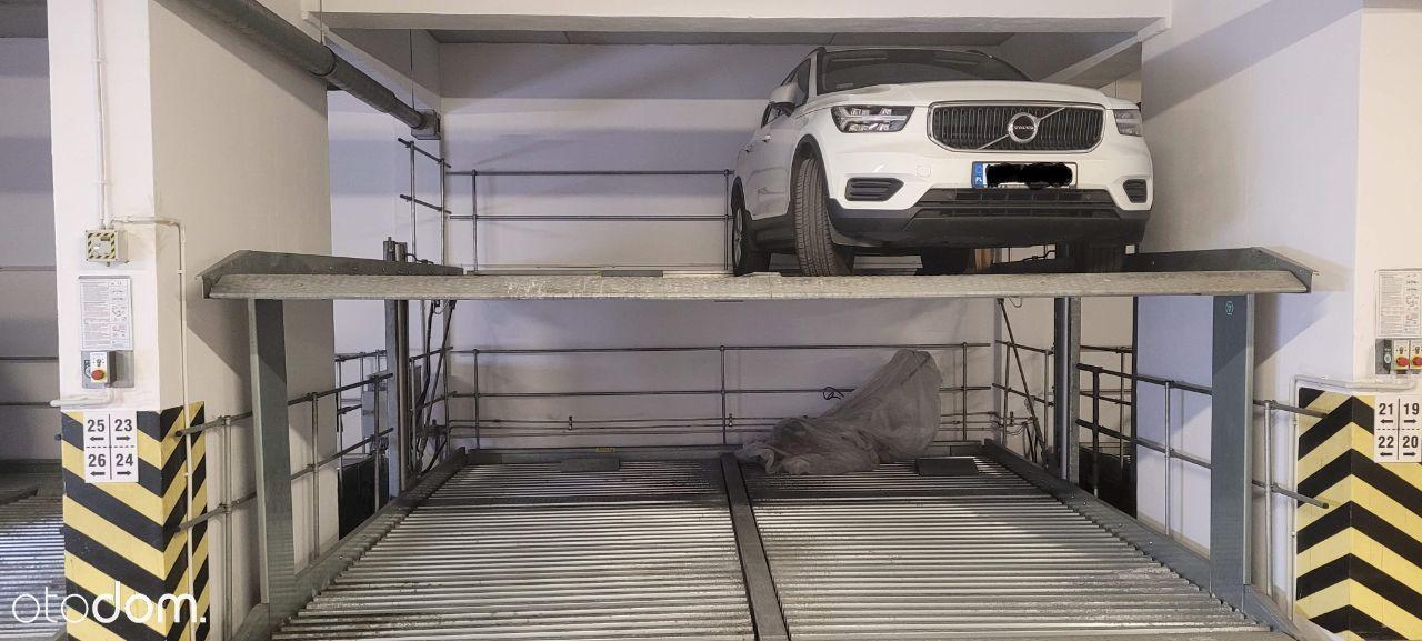 Miejsce w garażu * TARNOGAJ / Jesionowa 50-78