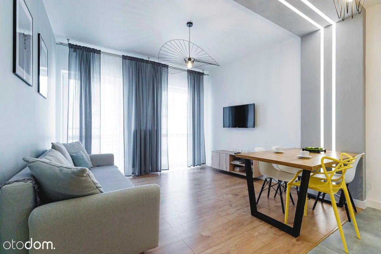 Apartament z balkonem-Wrocław