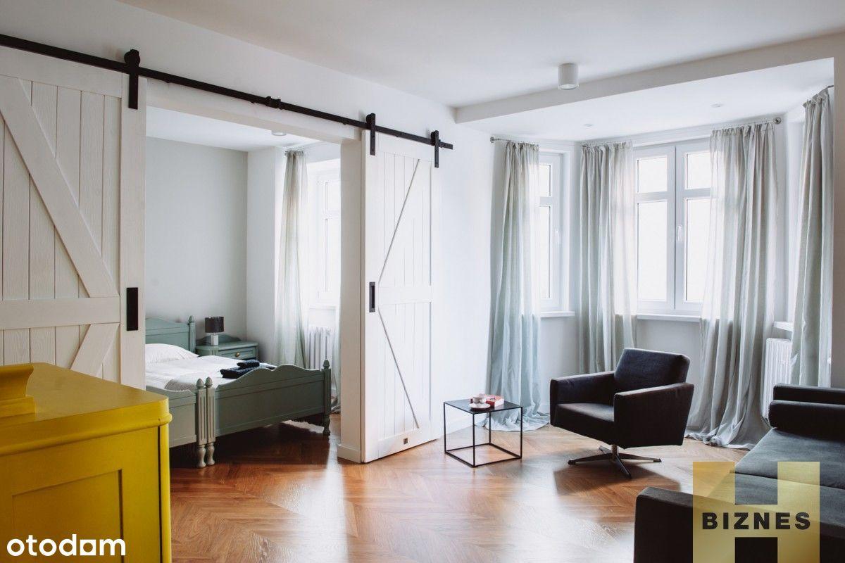 Piękne mieszkanie w stylu skandynawskim przy Rynku