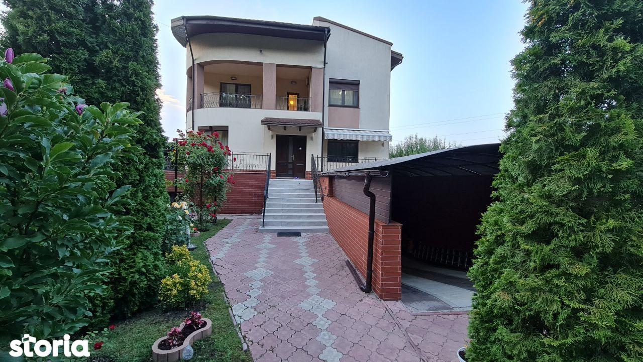 Casă/Vilă generoasă, Balotesti-Dumbrăveni