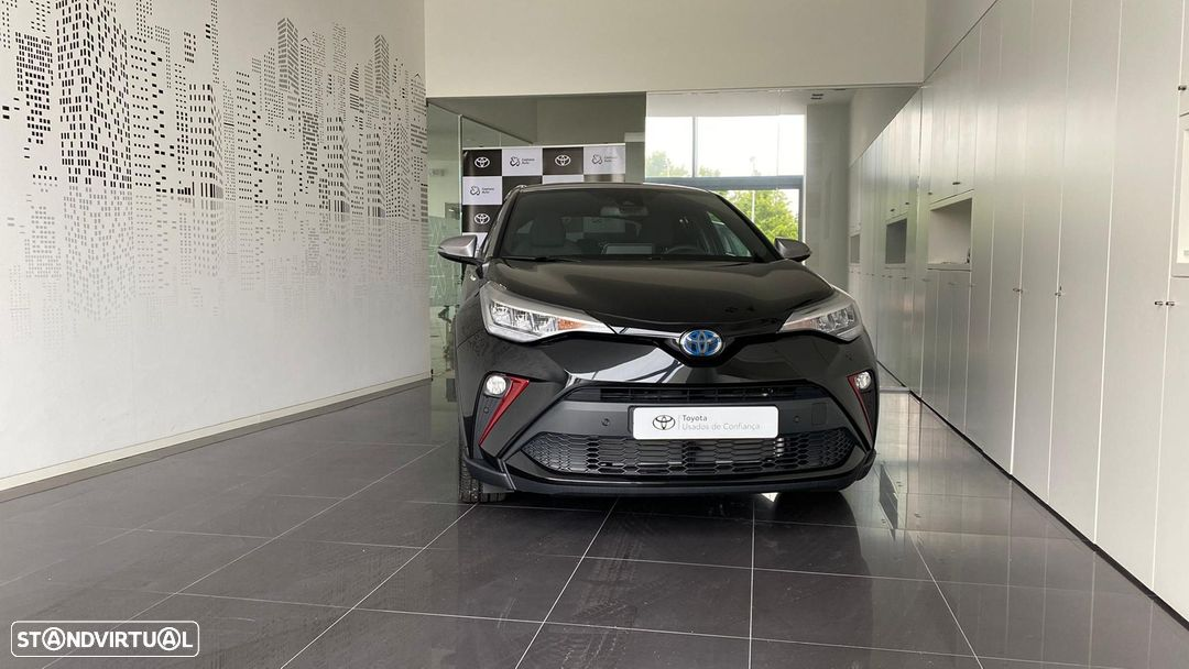 Toyota C-HR 1.8 Hybrid Square Collection - 12