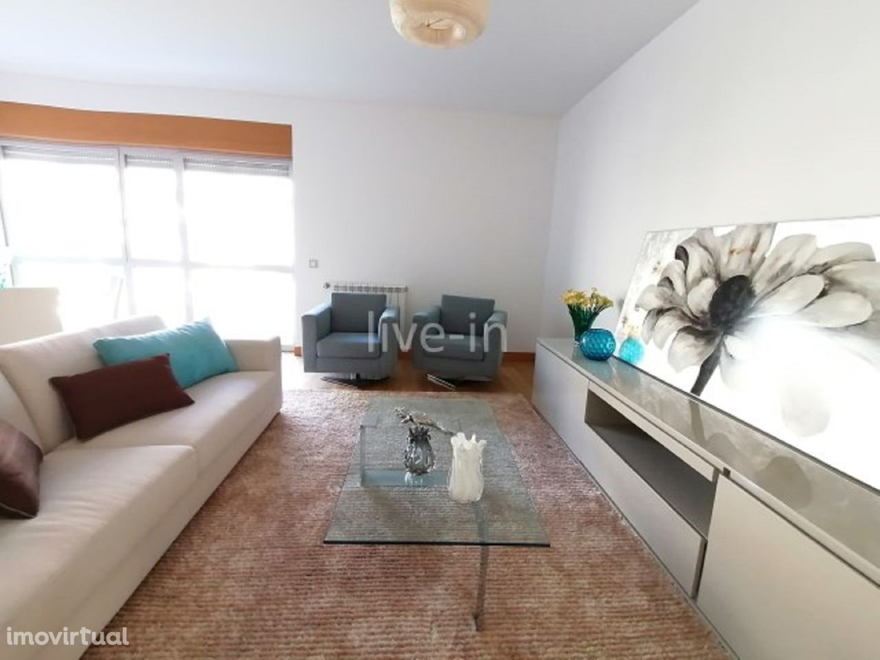 Apartamento T4 no centro de Aveiro