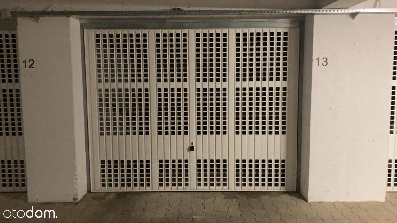 Garaż podziemny ul. Polanka 4 NOWY 19m