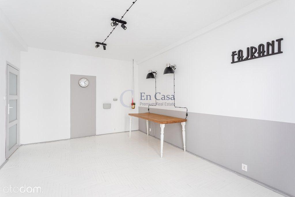 Lokal na biuro lub showroom. 52 m2 na Powiślu