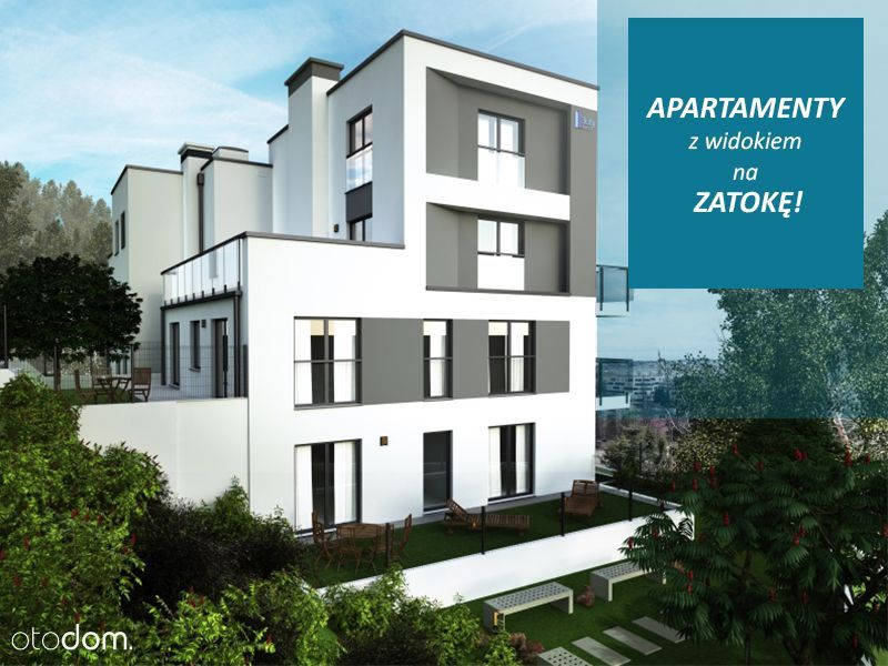 K9 Apartamenty – M4 – 72,35 m2 balkon, widok