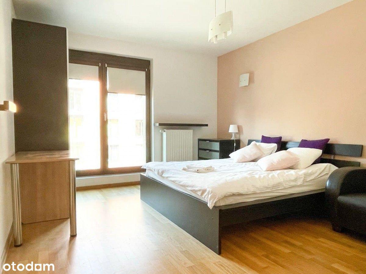 2 pokojowe mieszkanie w ścisłym centrum Krakowa.