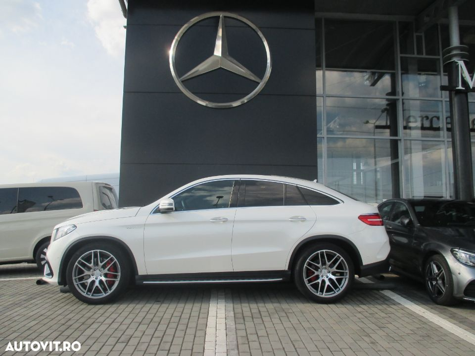 Mercedes-Benz GLE Coupe - 35
