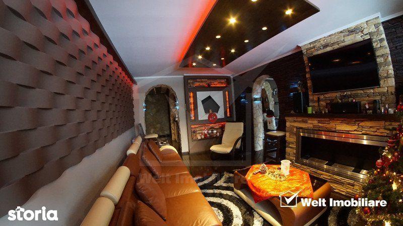 Apartament cu 4 camere, ultrafinisat, mobilat, Scoala Ion Creanga