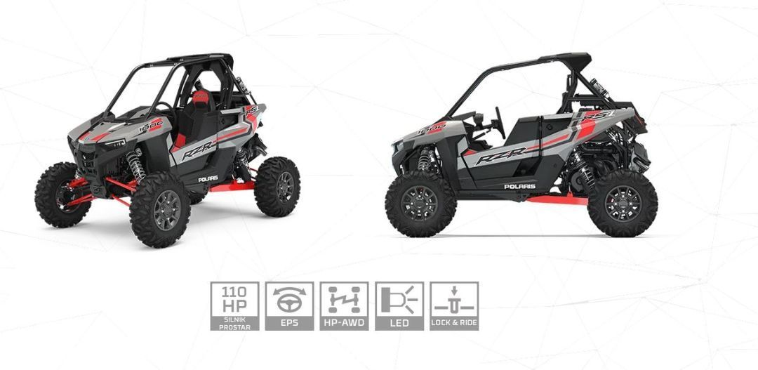 Polaris Ranger RZR Polaris RZR RS1 - 1