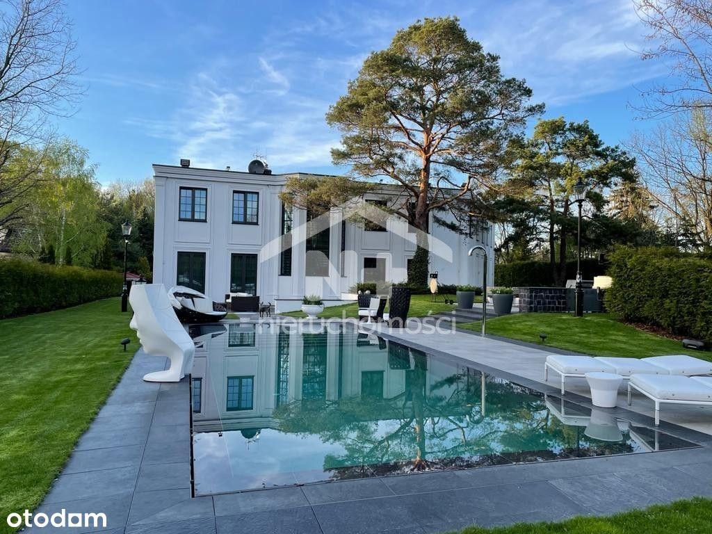 Dom w Wawrze 500m2 z basenem