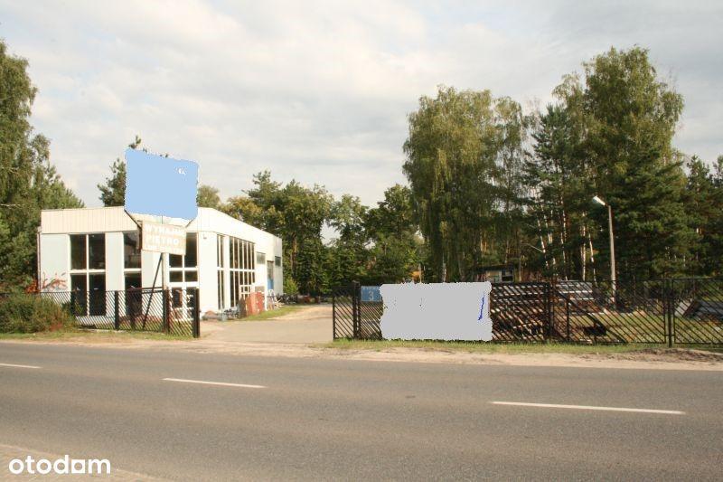 DZIAŁKA INWESTYCYJNA W-awa - Wesoła 1630 do 8400 m