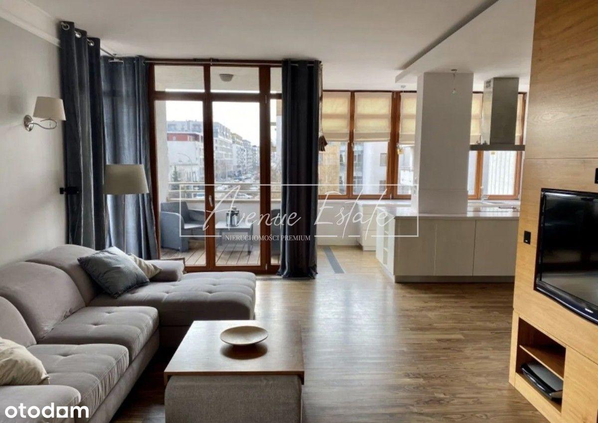 Słoneczny apartament/ Marina/ Taras/ Garaż