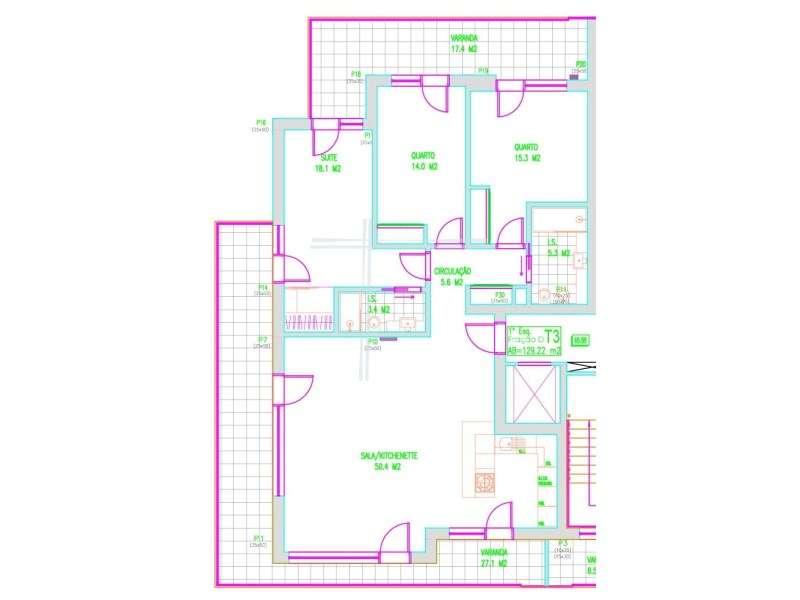 Apartamento para comprar, Charneca de Caparica e Sobreda, Setúbal - Foto 27