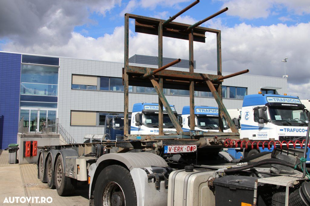 Van Hool CONTAINERCHASSIS 20'/30' - 2