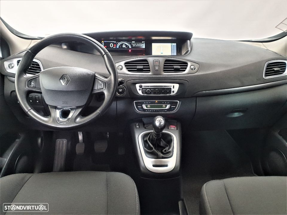 Renault Grand Scénic 1.5 Dci Limited - 13