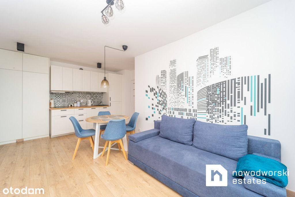 2-pokojowe mieszkanie w centrum Gdyni