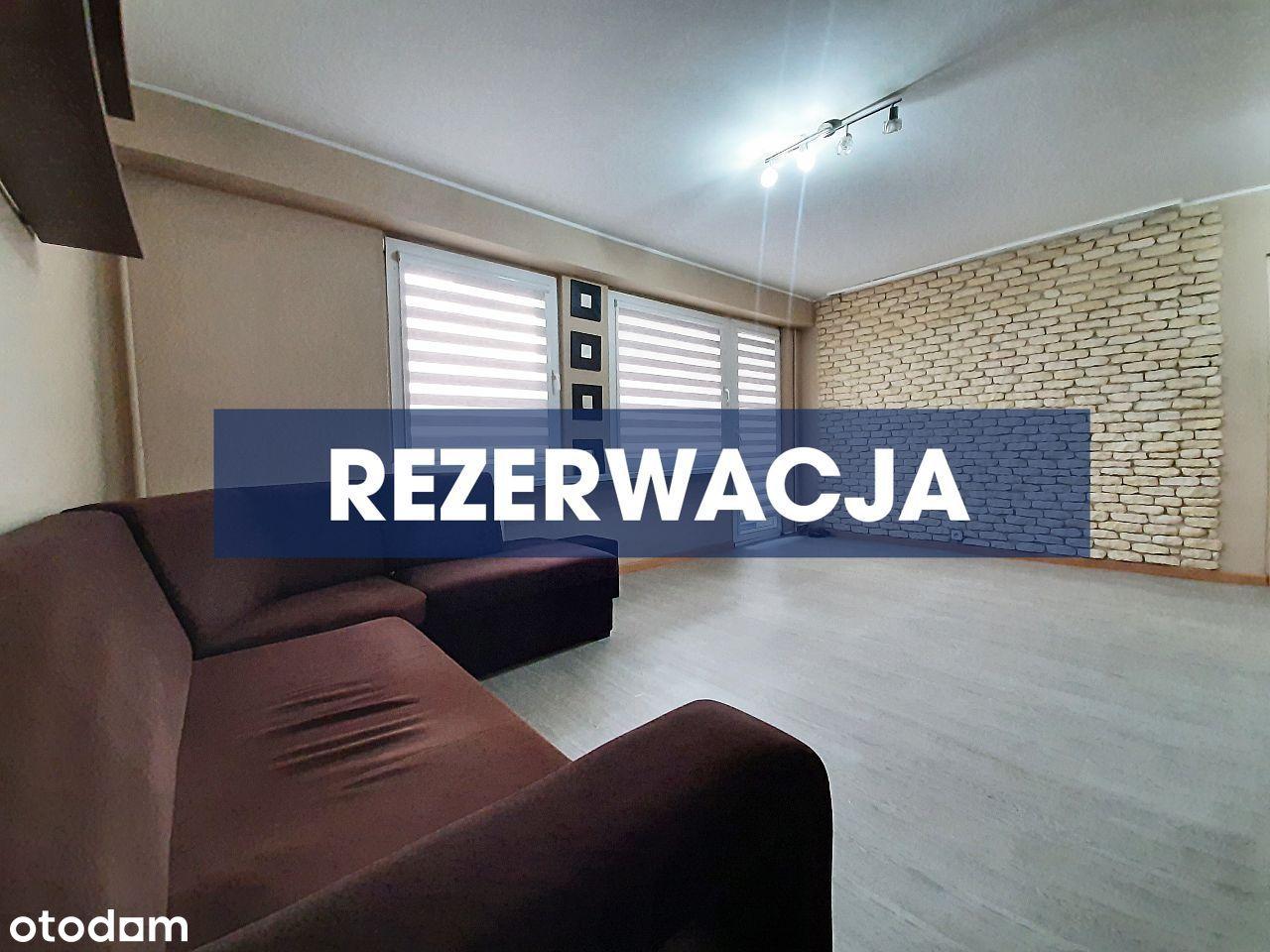 REZERWACJA - mieszkanie 3-pokojowe ul.Studzienna