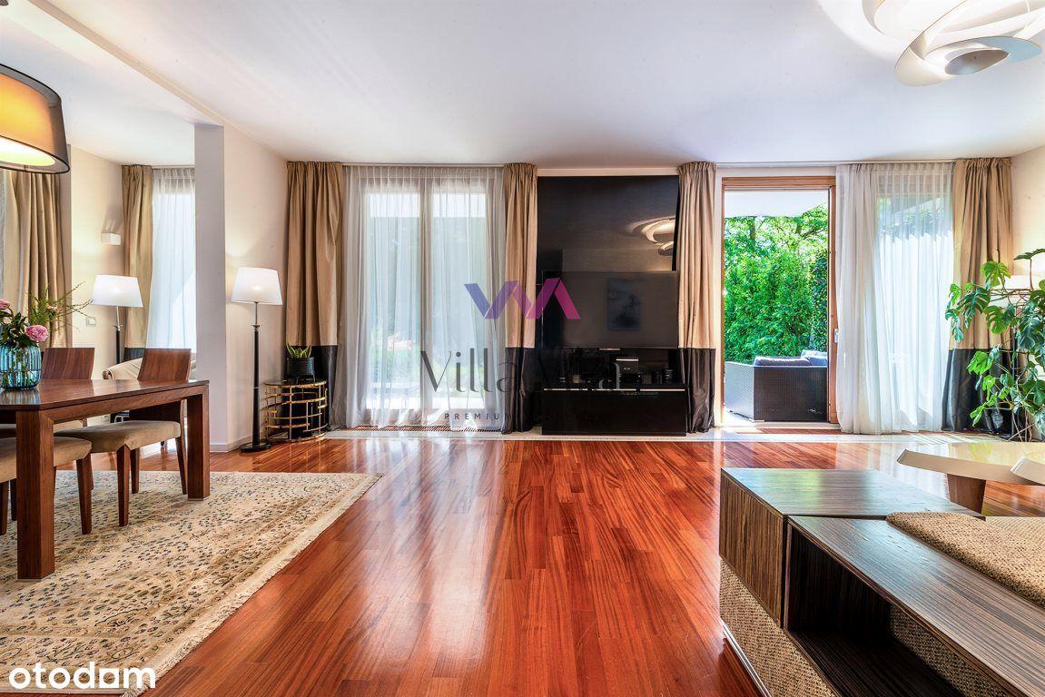 Apartament 120m2 z trzema sypialniami na Mokotowie