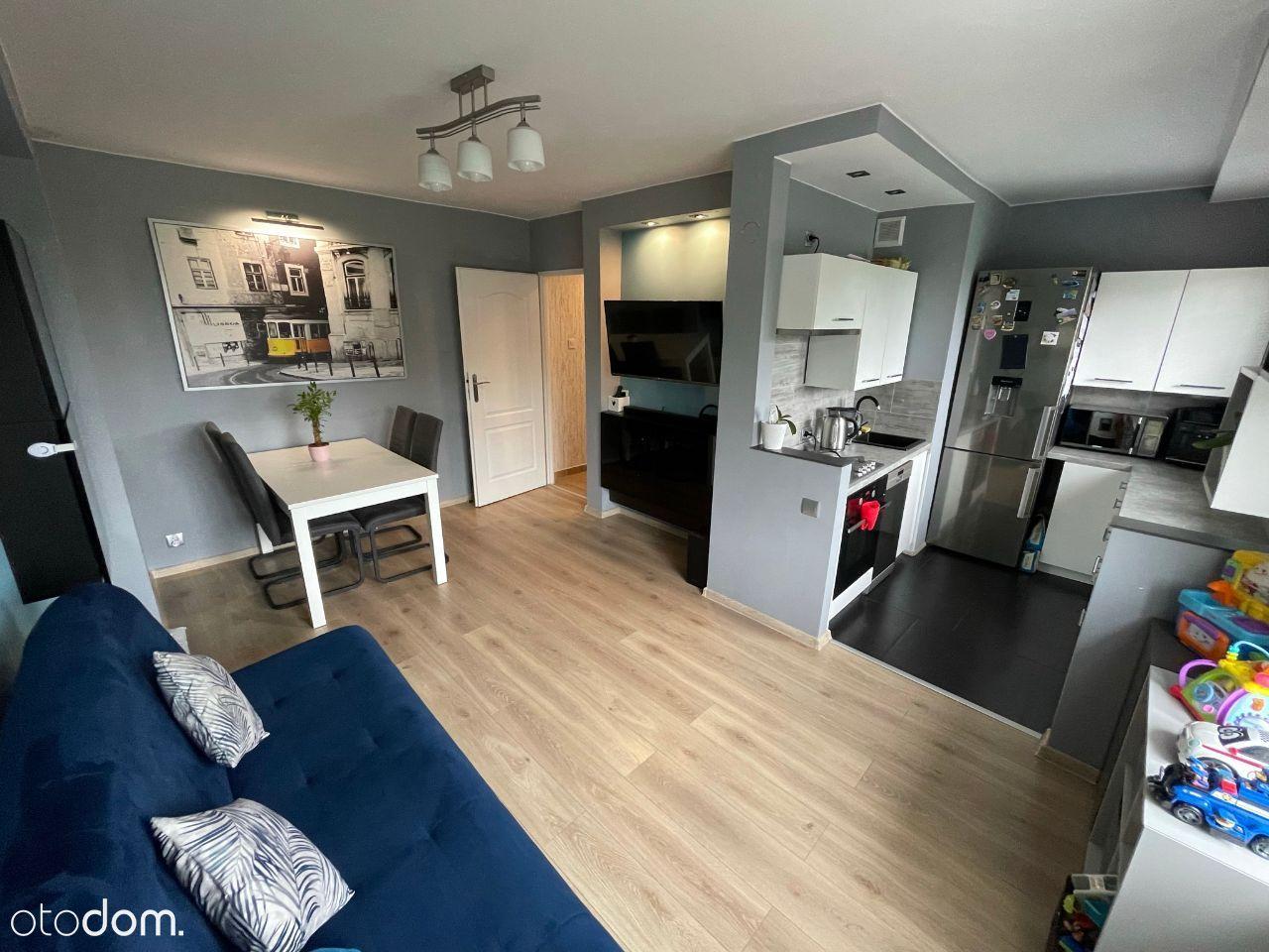 2 pokojowe mieszkanie - Bytom Stroszek