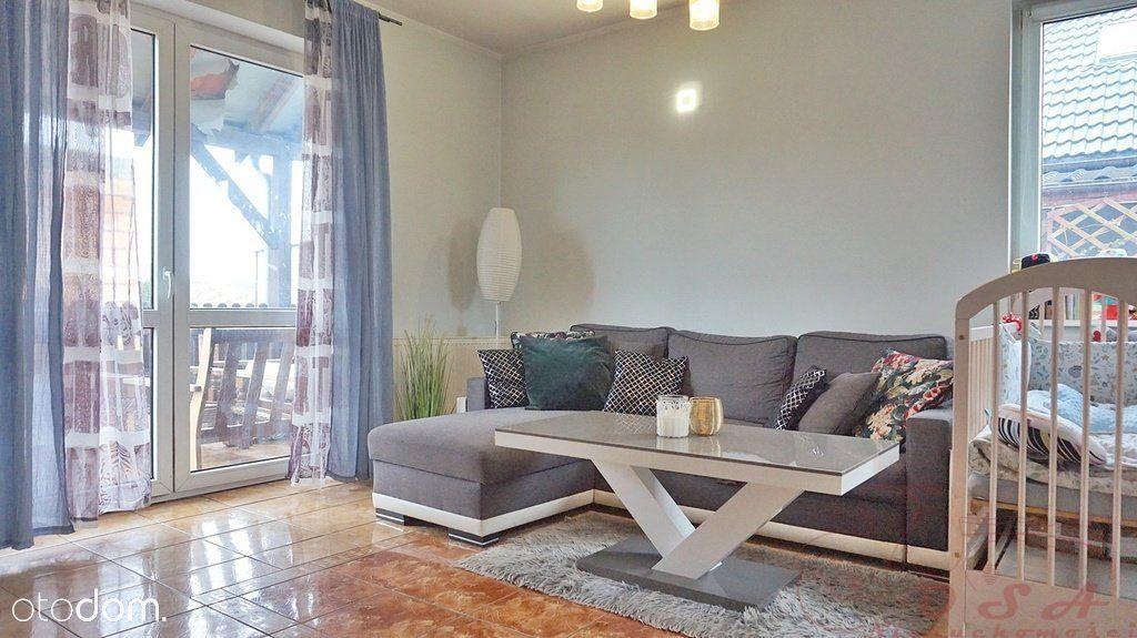 Mały dom na przedmieściach, zamiana na mieszkanie!