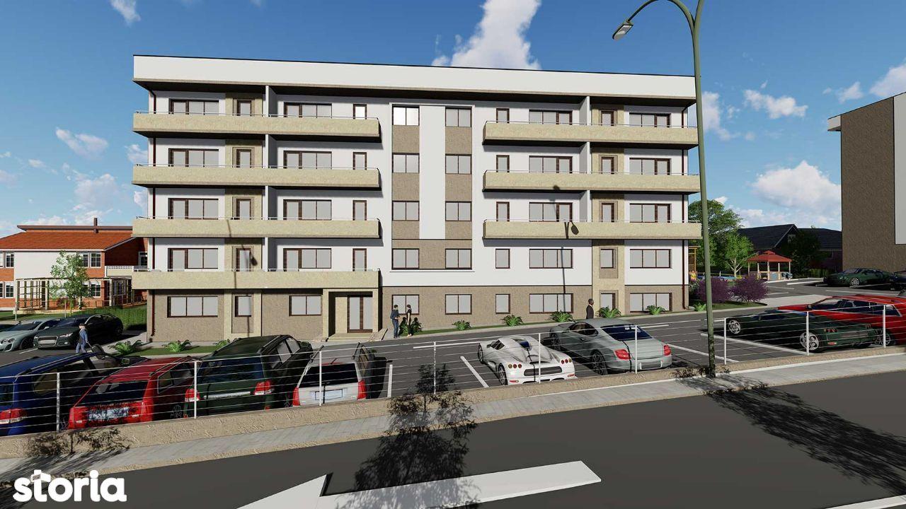 #Apartamente 2 si 3 CD, Nicolina - Belvedere, predare DECEMBRIE 2020