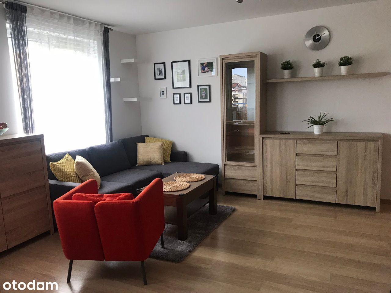 Mieszkanie z wyposażeniem-2 pokoje 50m2 Chełm