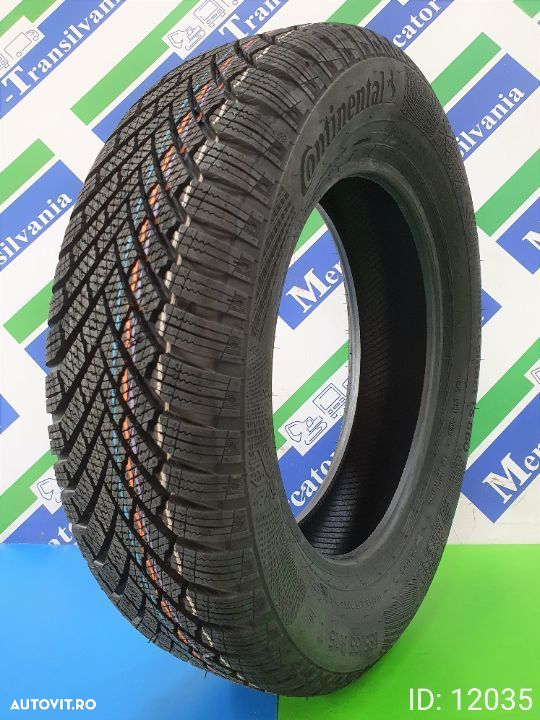Continental, WinterContact TS 860, 185/65 R15, 88T Noi  M+S – Iarna  Anvelope / Cauciucuri - 1