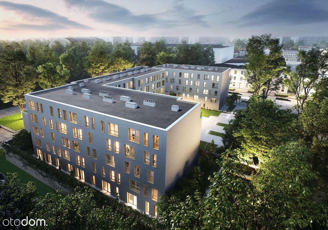 Lokal inwestycyjny w centrum w nowym budynku