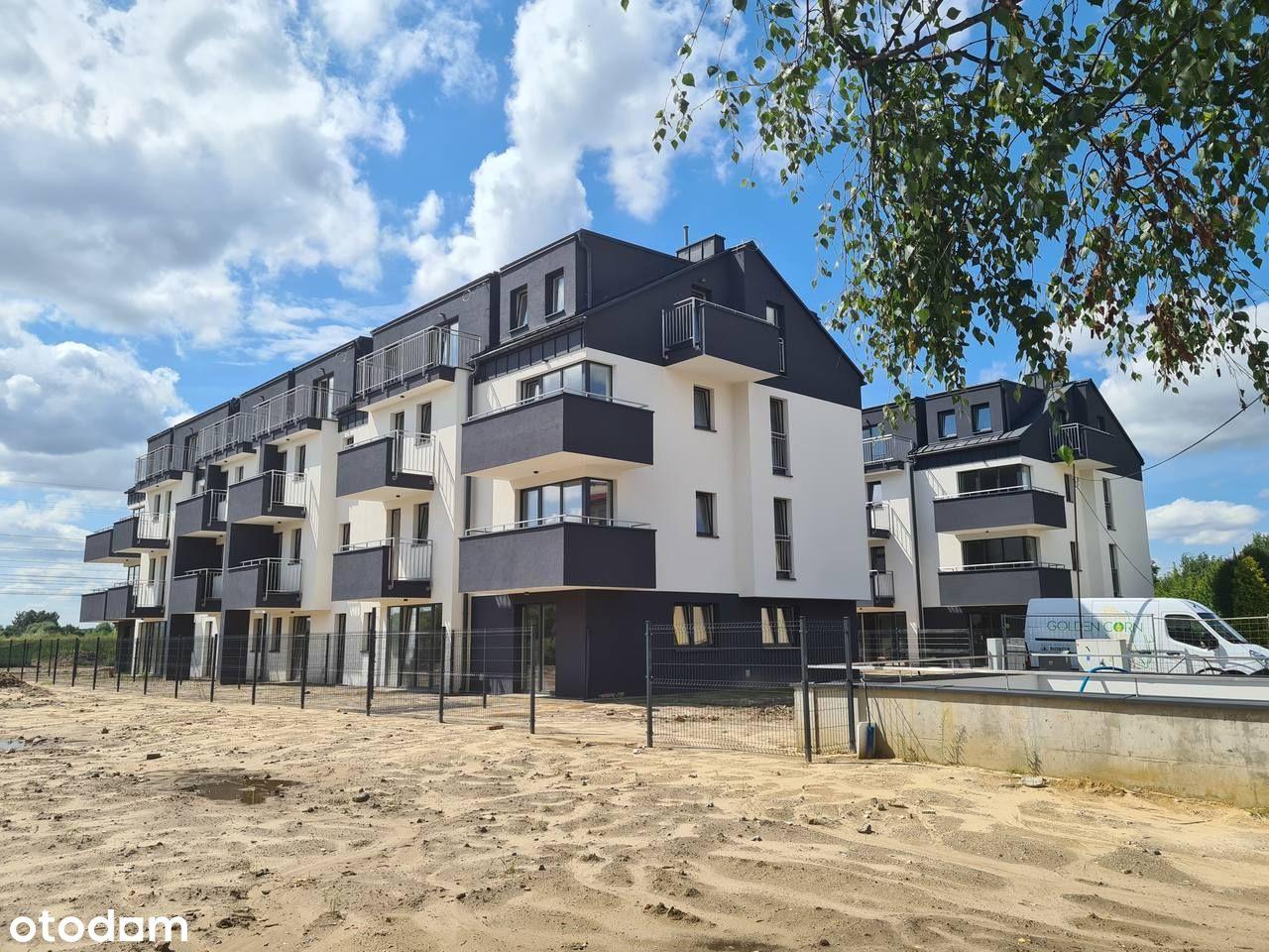 Mieszkanie A10 Glogera Park