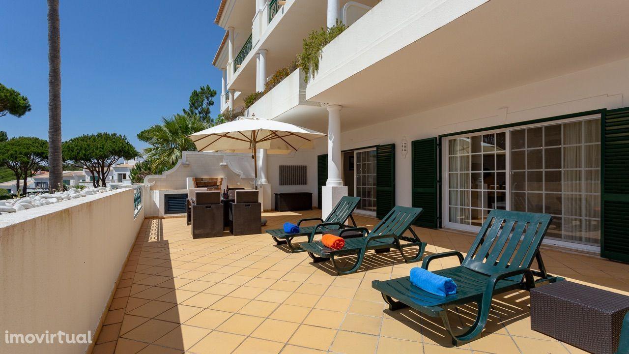 T2 Tennis Apartment - Vale do Lobo - Piscina Comum