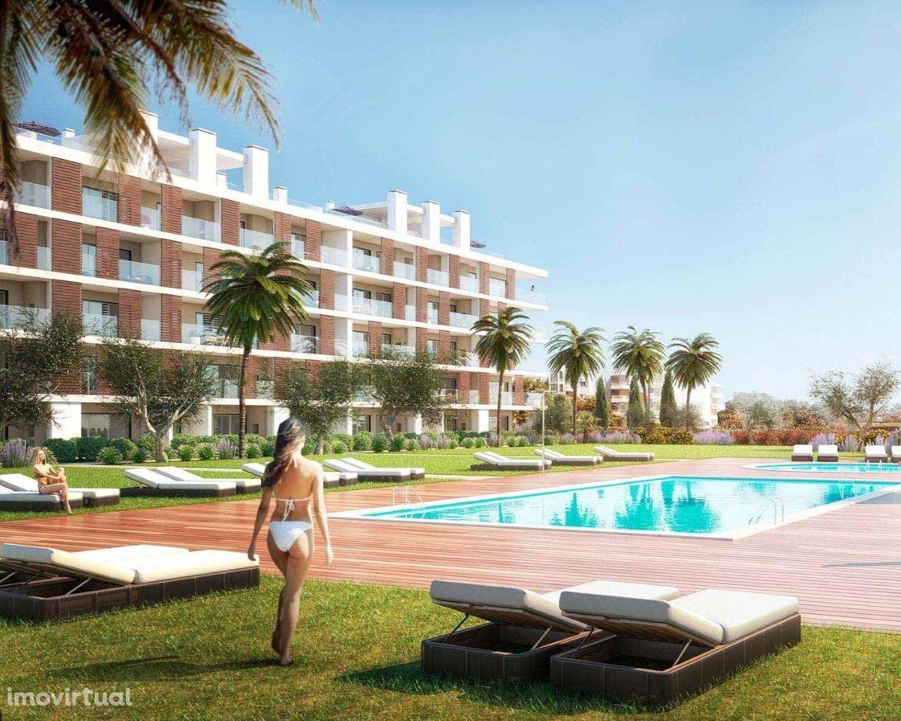 Albufeira Green Apartments - Condominio privado