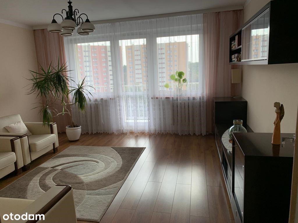 Rozkładowe, słoneczne mieszkanie z dużym balkonem
