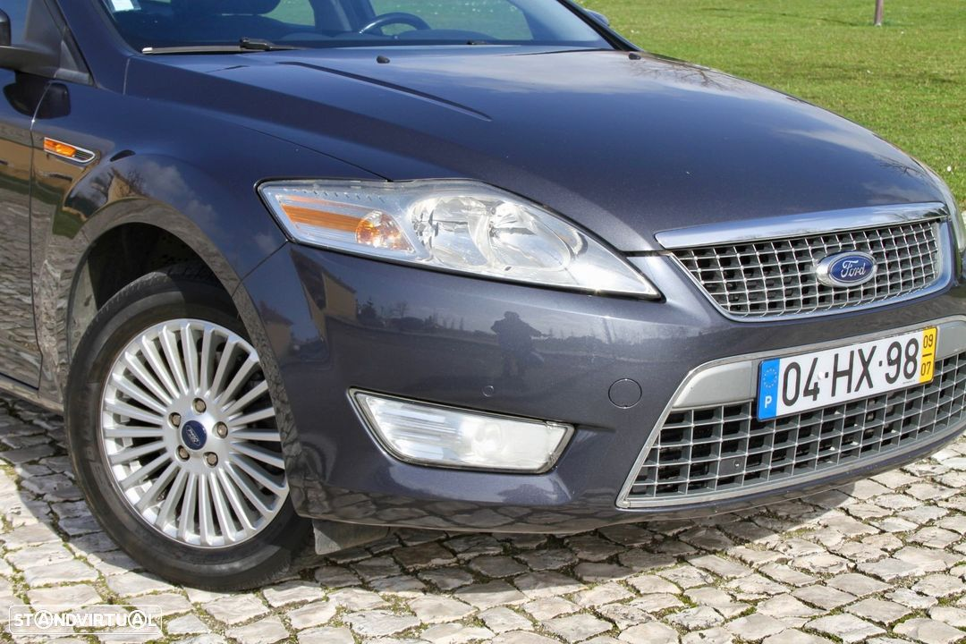 Ford Mondeo SW 1.8 TDCI ECONETIC - 25