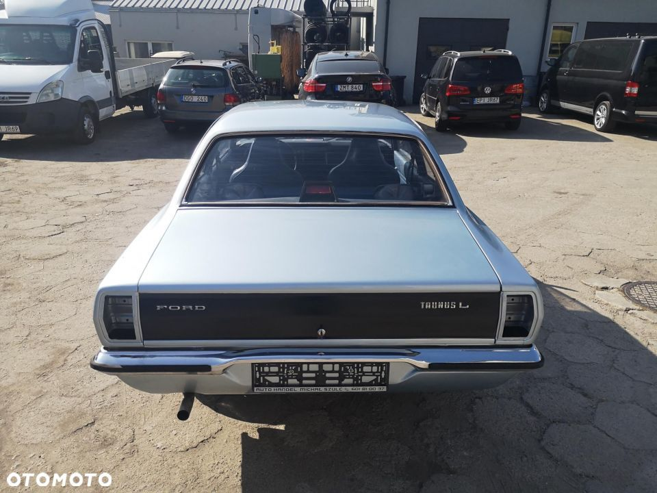 Ford Taunus 1600L coupe - 7