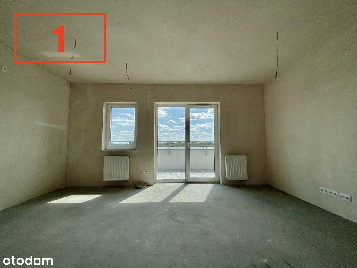 3 pokoje, stan deweloperski, dostępne od Zaraz