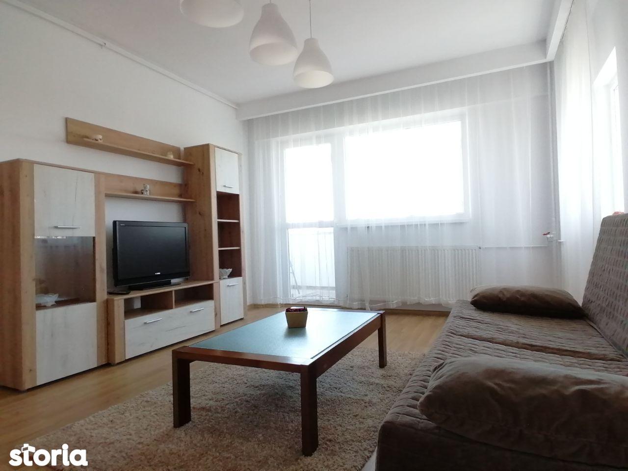 Apartament spatios de 2 camere, in Baneasa