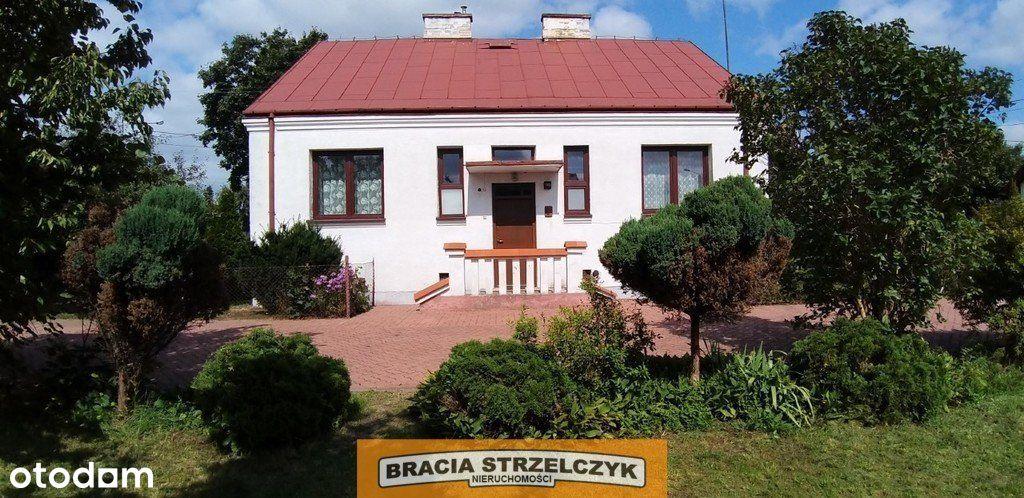 dom 155m2 z działką 1144m2 w Węgrowie