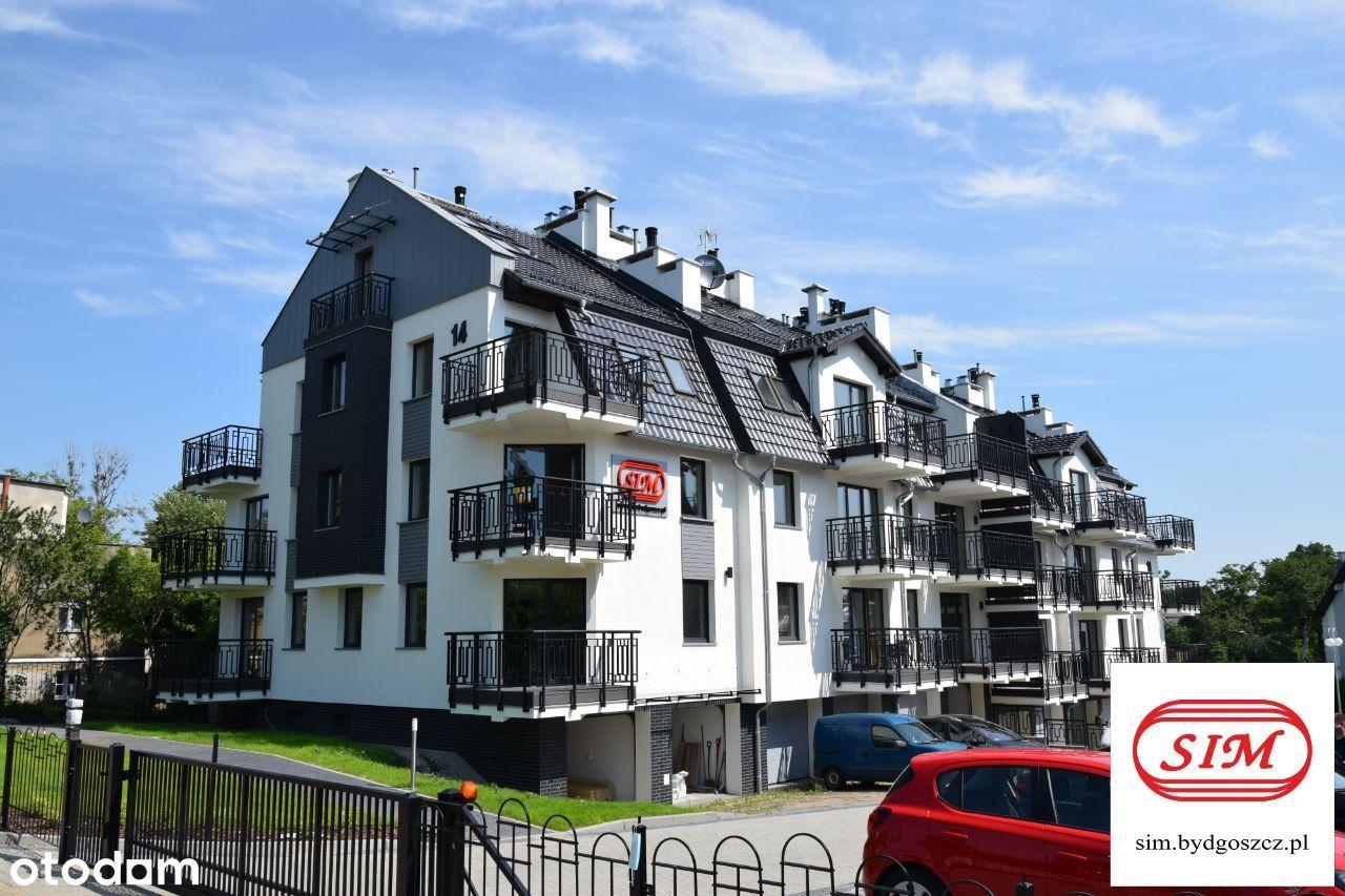Nowe mieszkanie 2-poziomowe (Czyżkówko).