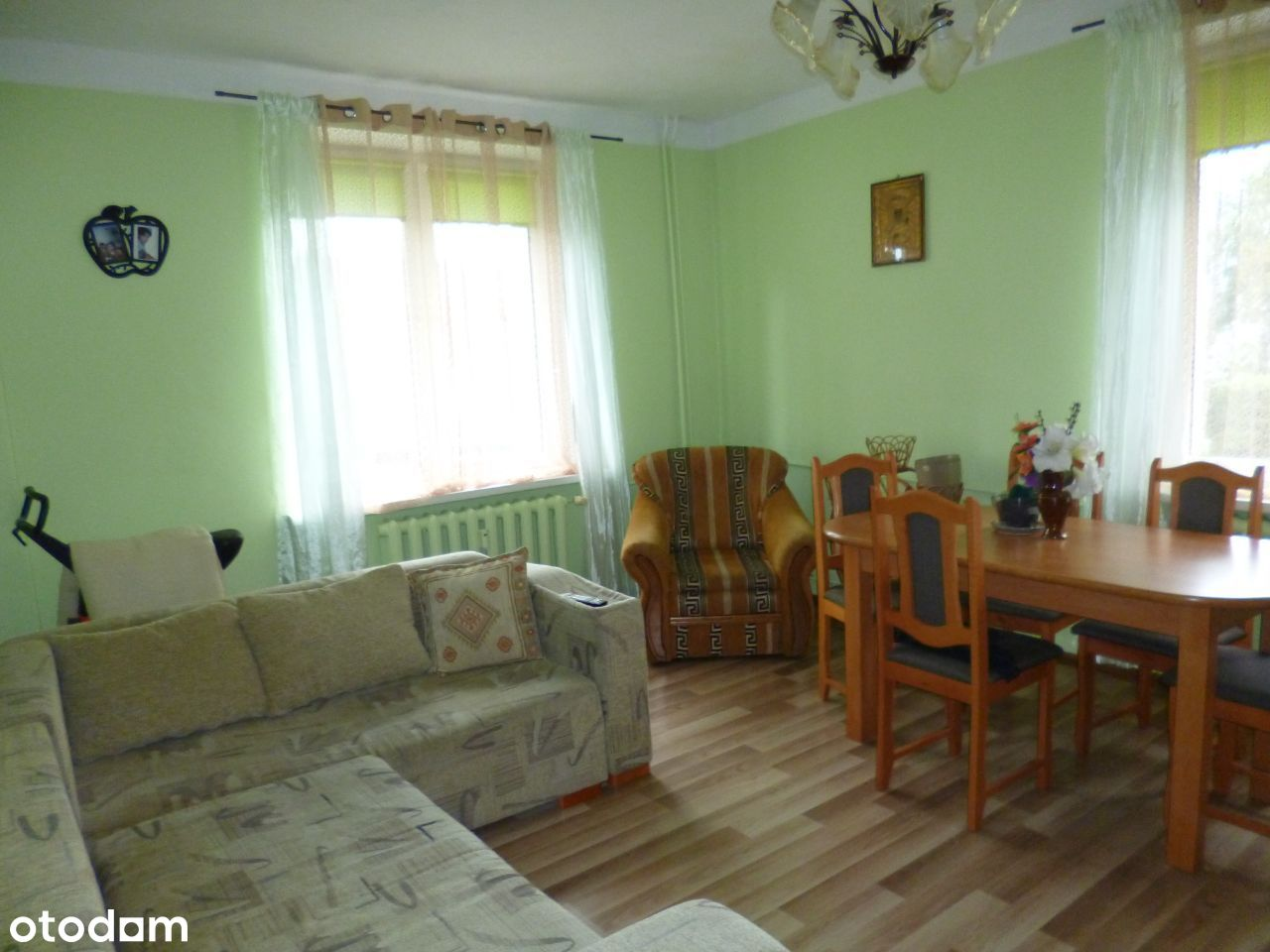 Wynajmę 2 pokojowe mieszkanie w Dzierżoniowie