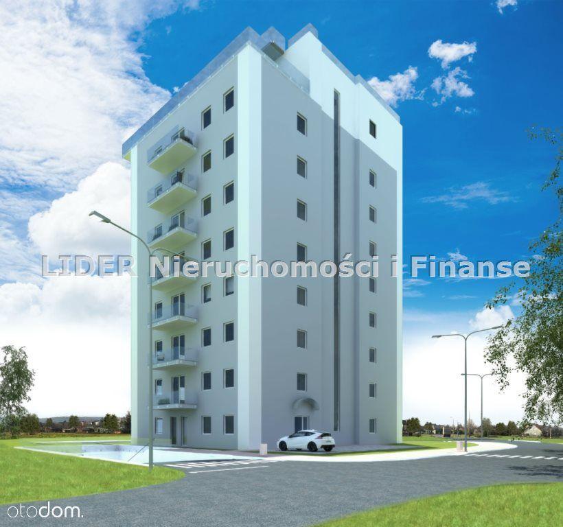 Komfortowe apartamenty w nowoczesnym wieżowcu