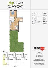 Dwupokojowe mieszkanie z ogrodem! 50m2