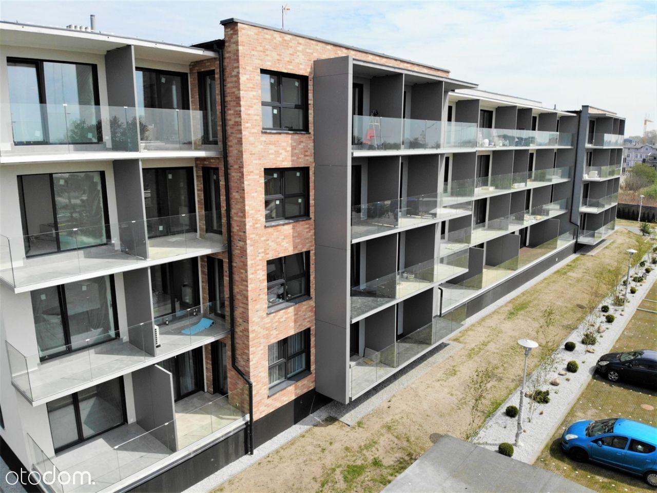 Nowe Mieszkanie #Zachód #Balkon # Parter #Basen