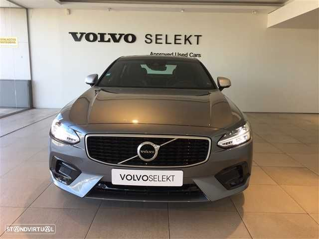 Volvo S90 2.0 D4 R-design geartronic - 6