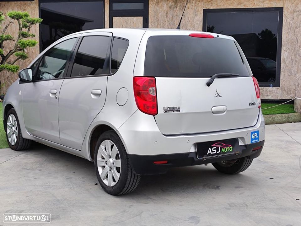 Mitsubishi Colt 1.3 Instyle ClearTec - 10