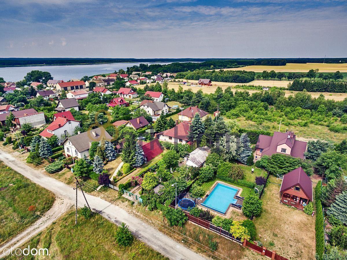 Gotowiec inwestycyjny nad Jeziorem Sławskim