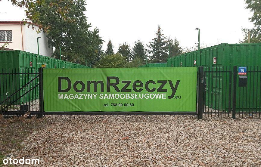 Magazyny 7 - 14 - 28 m2 na Targówku i Bemowie