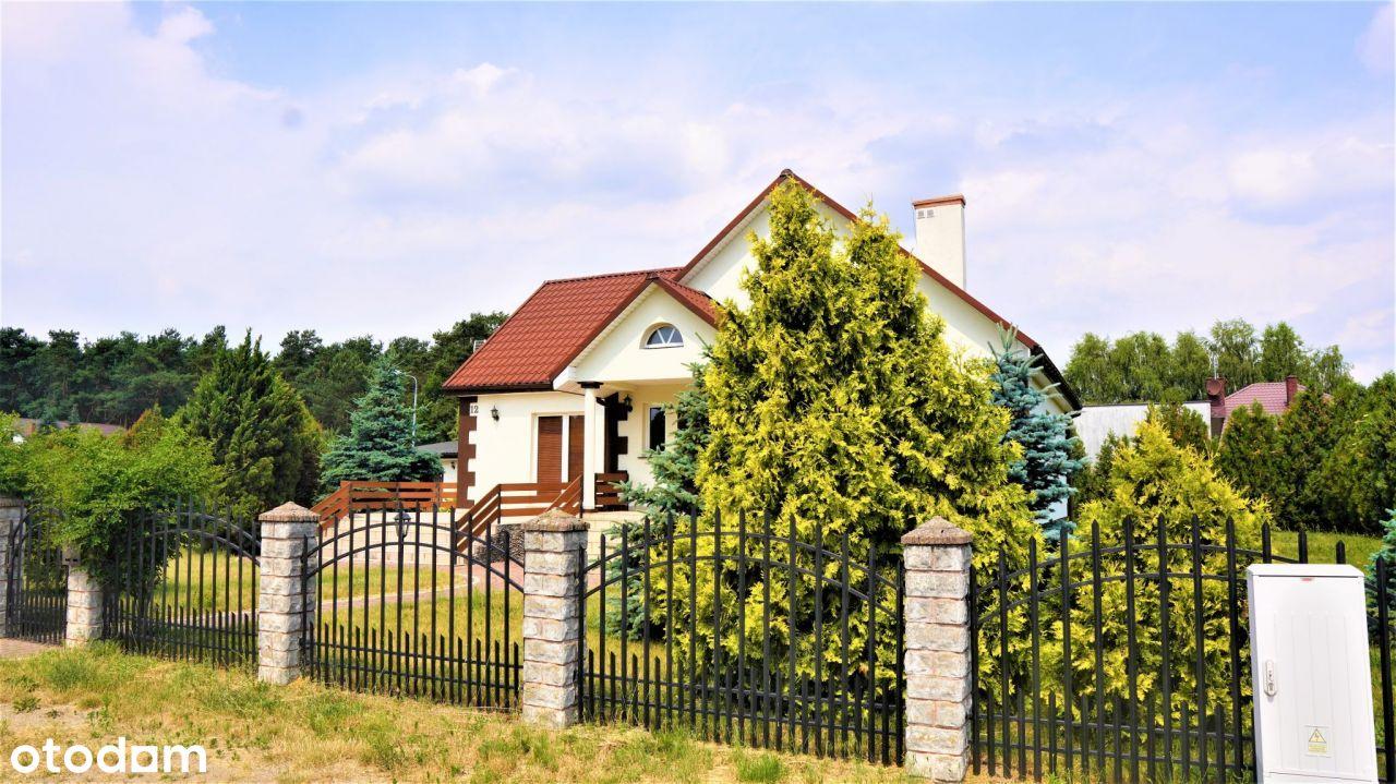Luksusowy dom w Gozdów gm. Kościelec woj wlkp
