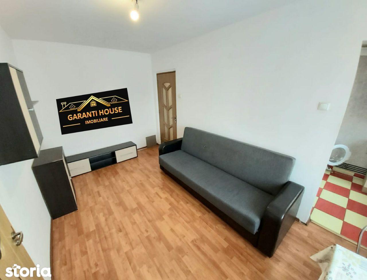 Zona Pietei Iza, apartament cu 2 camere, mobilat, 30 900€ negociabil
